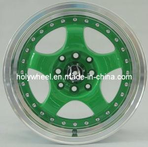 Voik Wheel Rim/Ravs Alloy Wheel with Stud pictures & photos
