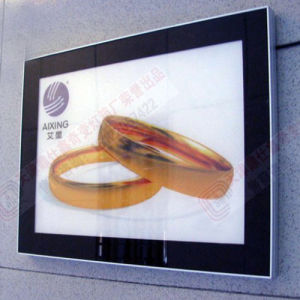 Magnetic Frame Super Slim Light Box