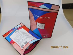 Plastic Ziplock Bag with Custom Design pictures & photos
