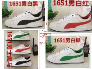 Factory Different Colors Sport Shoes Brand Jogging Footwear New Style Fashion Leisure Running Skate Sneakers Shoes pictures & photos
