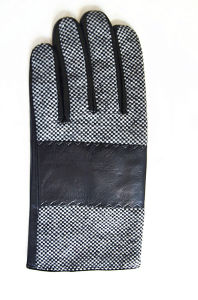 Men′s Fashion Leather Gloves (JYG-24094) pictures & photos