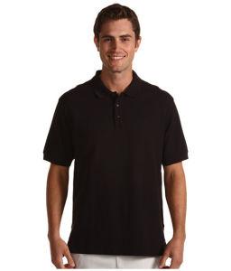 Fashion Nice Cotton/Polyester Plain Golf Polo Shirt (P047) pictures & photos
