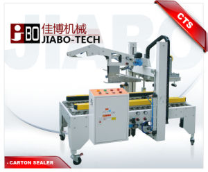 Carton Box Sealer/Carton Corner Sealing Machine pictures & photos