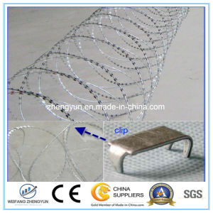Cheap Blade Types of Razor Barbed Wire for Sale pictures & photos
