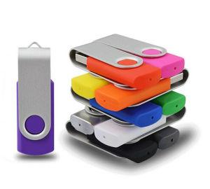 Swivel Color USB Flash Drive