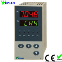 4-Channel Pid Temperature Thermostat with CE/UL/RoHS