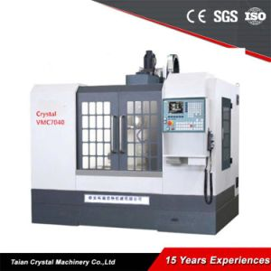 3 Axis CNC Machine Mini Milling Machinery Vmc7040 pictures & photos