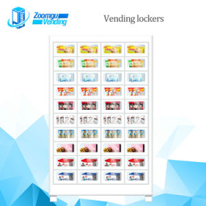 Vending Machine Self-Service Locker pictures & photos