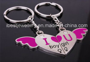 Promotional Gift- Metal Couple Key Holder pictures & photos