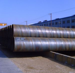 En 10224 Spiralsteel Pipe pictures & photos