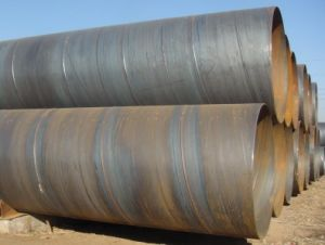 Carbon Steel Tube-X65 Spiral Steel Pipe