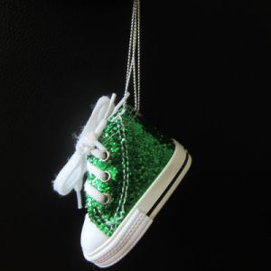 Paper Air Freshener, Shoe Hanging Car Air Freshener (FH283) pictures & photos