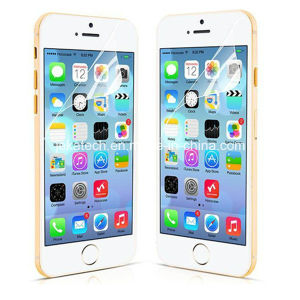 High Quality Clear Screen Protector for iPhone 6 pictures & photos