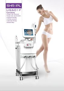 2015 Newest Shr IPL Hair Removal Machine pictures & photos