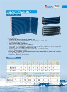 1/3 HP Copper Evaporator for Freezer pictures & photos