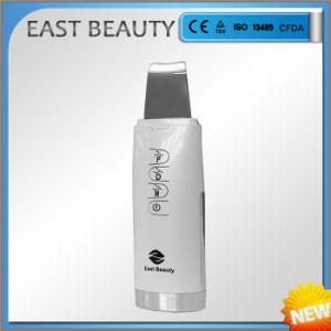 Homemade Skin Peeling Ultrasonic Facial Skin Scrubber pictures & photos