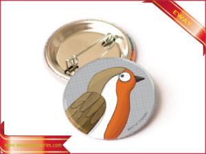 Metal Badge Clothing Metal Tag Enamel Metal Pin Badge pictures & photos