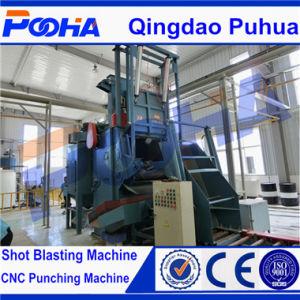 Q32 Series Tracked Shot Blasting Machine Steel Grit Sand Blast Equipment pictures & photos