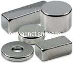 N42 Nickle Coating NdFeB Magnets, N42 Magnets