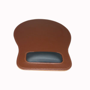 Leatherette Mouse Pad, Computer Accessory (PB168)
