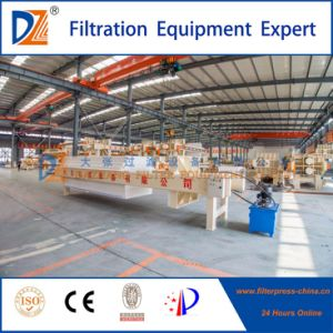 China Chamber Filter Press 1250 Series for Industrial Sewage pictures & photos