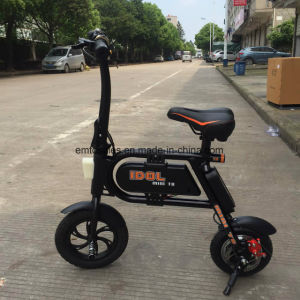 2017 New Foldable Electric Scooter with Alloy Material pictures & photos