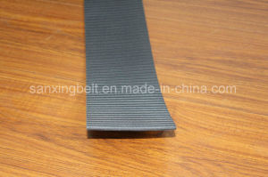 Steel Cord Timing Belt Rubber Open Ended Timing Belt with Steel Cord pictures & photos