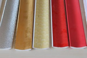 Colored Paper Coated Gypsum Cornice pictures & photos