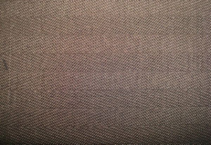 Wool Silk Blenched Positive and Negative Twill Fabric pictures & photos