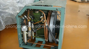 High Pressure Scuba Diving Compressor Breathing Paintball Compressor (BV-100) pictures & photos