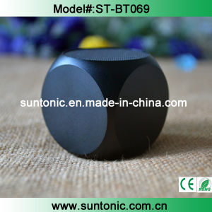 Portable Speaker Bluetooth with Metal Case and Good Quality