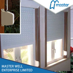 Good Quality Aluminium Double Glazing Sliding Windows/Aluminum Window/Security Roller Shutter Window pictures & photos