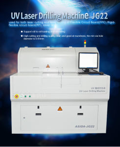 UV Laser Drilling Machine pictures & photos