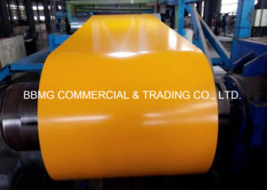 China Supplier of Color Coated Steel Coil with Good Price pictures & photos