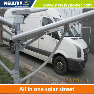 15W 25W to 60W LED Street Light Solar pictures & photos