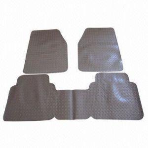 Car PVC Carpet Mat, China PVC EVA Rubber Foam Flooring Car Mat pictures & photos