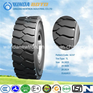OTR Tire, off-The-Road Tire, Radial Tyre Gca7 26.5r25 pictures & photos
