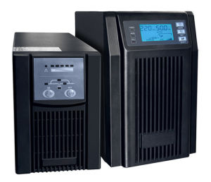High Efficiency Online UPS 1000va pictures & photos