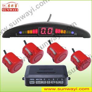 Three-Color LED Display Backup Car Parking Sensor