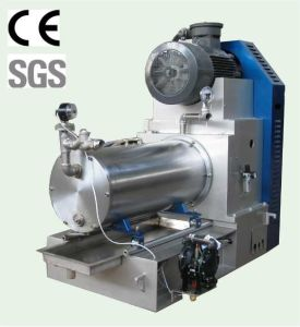 Ce Approved Horizontal Sand Mill Pearl Mill Bead Mill pictures & photos