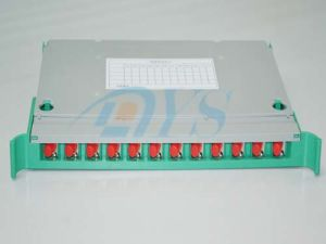 12 Port Outdoor and Indoor Fiber Optical Patch Panel pictures & photos