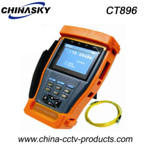 Optical Power Meter CCTV Security Tester with 12VDC Output (CT896) pictures & photos