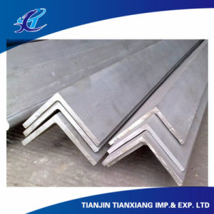 Building Material Q235B Carbon Steel Unequal Angle Bar pictures & photos