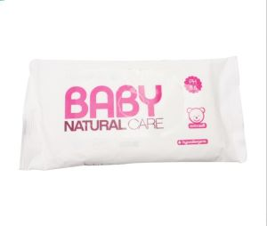 Disposable Soft 100% Bamboo Baby Wet Wipe
