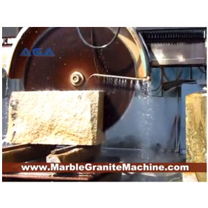 Stone Block Cutting Machine for Granite/Marble Cutter Machine (DL3000) pictures & photos