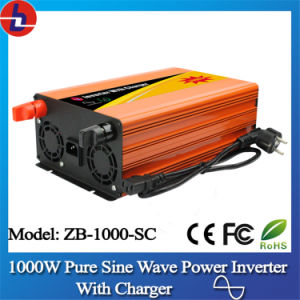 1000W DC to AC Pure Sine Wave Power Inverter with Charger