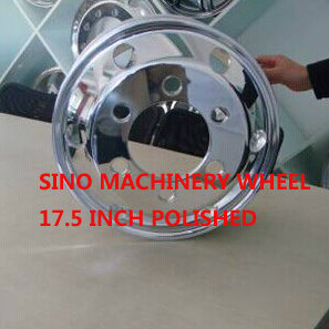 17.5X6.75 Forged Aluminum Truck Wheel pictures & photos