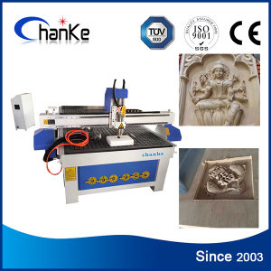 Woodworking CNC Engraving Cutting Machine for Wood ABS MDF pictures & photos