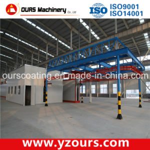 Overhead Chain Conveyor for Powder Coating Line pictures & photos