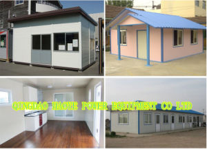2016 Hot Sale Light Weight Prefab House (QDPH-1010) pictures & photos